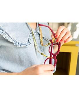 Cuelga gafas étnico +COLORES
